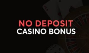 Good deposit bonus